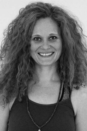 Krisztina hot yoga teacher