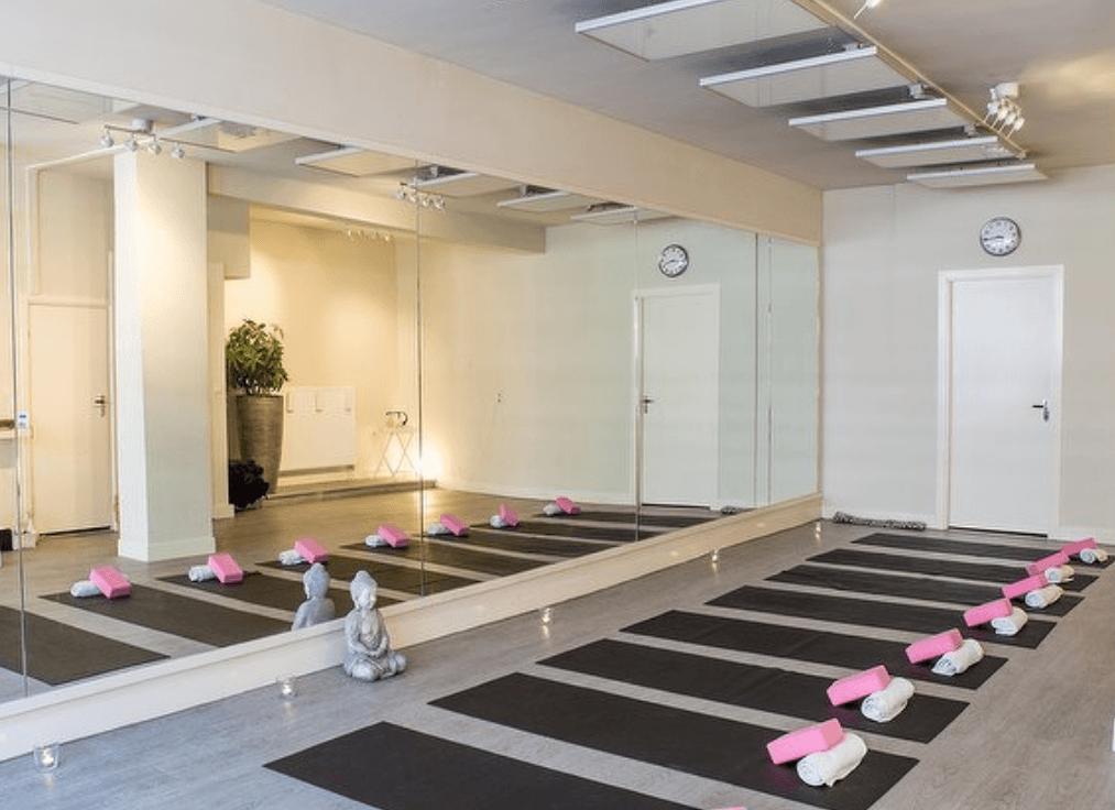 Yoga Studio Amsterdam Zuid